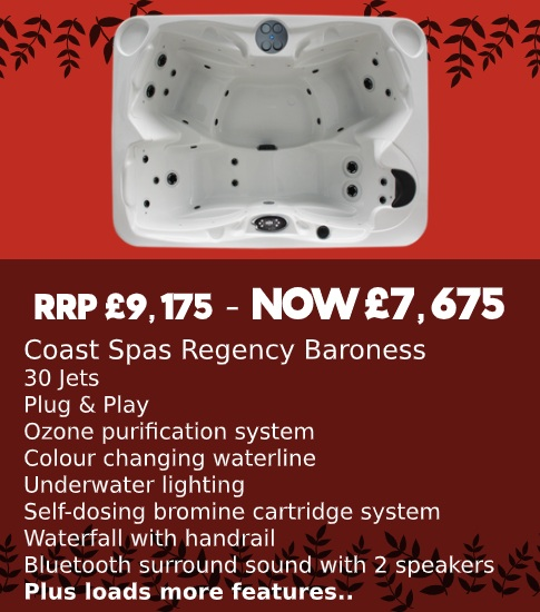 Save on the Regency Baroness